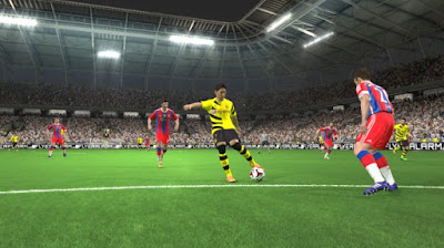 PES 2014 PESGalaxy.com Patch 2014 3.00 The New Season + FIX Season 2014/2015