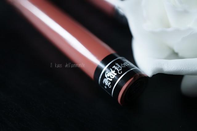 Kat Von D, Liquid Lipstick, Lolita