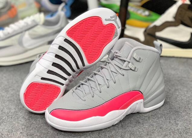 c8674c9140b846 The Air Jordan 12 GS is also lined with black lines at the seams between  the body and the sides. Air Jordan 12 GS Article number  510815-060