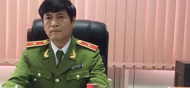 Tin đồn tướng côn an Nguyễn Thanh Hoá bị bắt đã trở thành sự thật