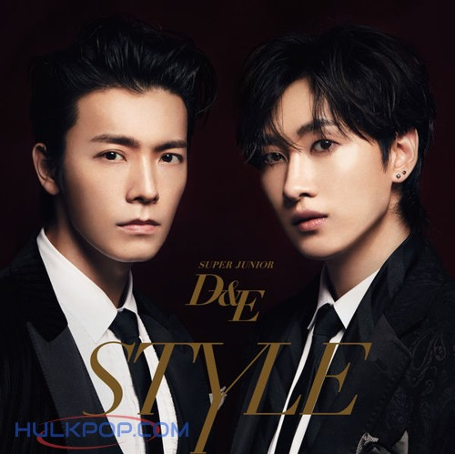 SUPER JUNIOR-D&E – STYLE -Japanese Ver.- (ITUNES PLUS AAC M4A)