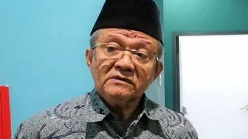 Kritik Ali Ngabalin, Anwar Abbas: Dia Ini Merusak Citra Presiden Jokowi