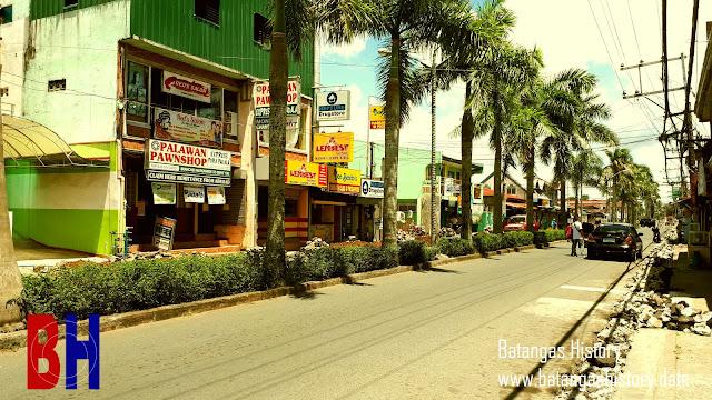 Poblacion Mataasnakahaoy.