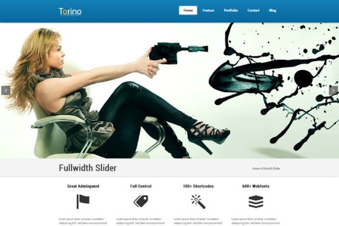 Torino - WordPress Business Theme