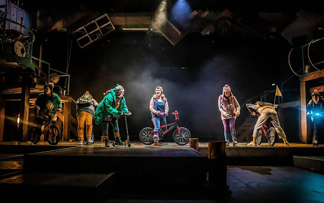 Review & Top Tips | Northern Stage Newcastle Christmas Show 2019