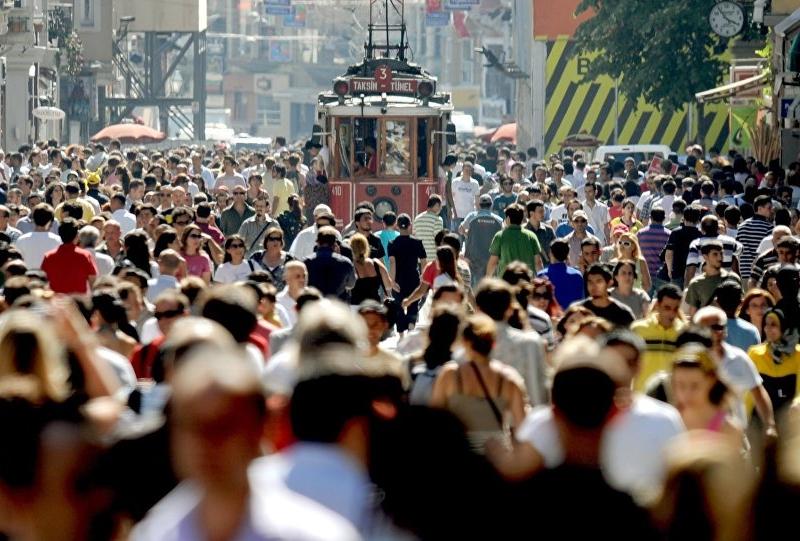 On yılda 10 milyona yakın nüfus artışı