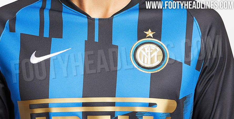fb9d5794065 They reveal a look not that much unlike the Mashup shirt released for  Barcelona a few months ago. The Inter x Nike 20th Anniversary Mashup  football jersey ...