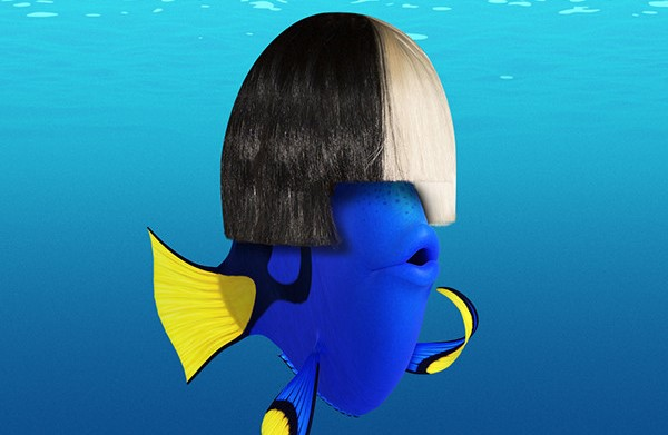 """Sia debuta """"Unstoppable"""", tema principal de Buscando a Dory"""