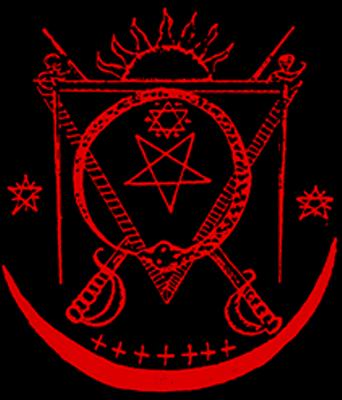 Magic Mirror, The Sacred Quimbanda Oracle of Exu