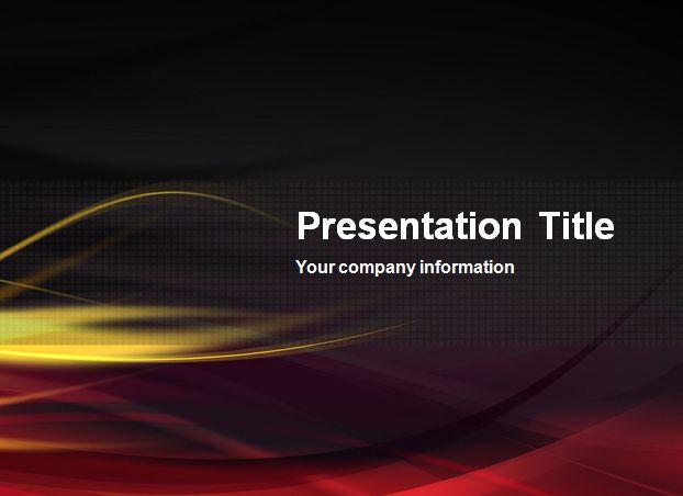 Hot PowerPoint Template