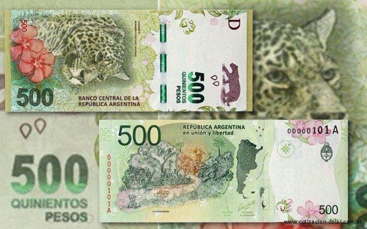 Sin impresión, Argentina importará billetes de 500 pesos para evitar faltantes