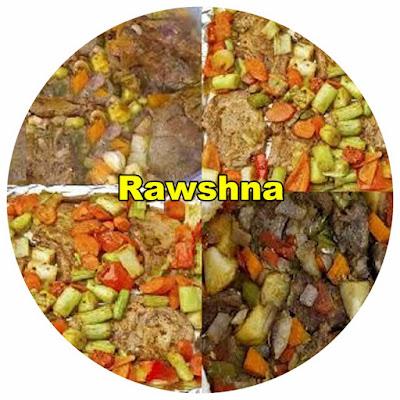 اكلة لذيذة و صحية و مناسبة للدايت كمان