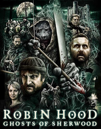 Poster Of Robin Hood: Ghosts of Sherwood 2012 In Hindi Bluray 720P Free Download