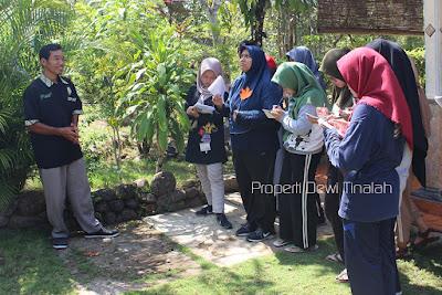 Camping Ilmiah Dewi Tinalah Pendidikab Biologi Universitas Ahmad Dahlan Yogyakarta