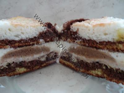 """Ciasto """"Oczy Carycy"""""""