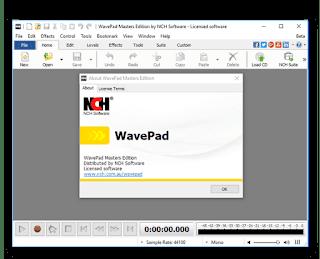 WavePad Sound Editor 7.14 CRACK 2017 Terbaru