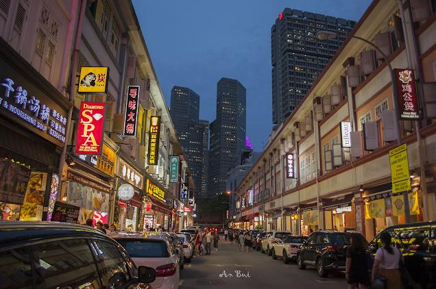 Du lịch Singapore 2018
