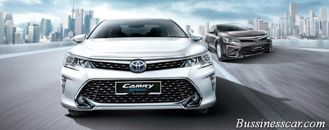 Harga Mobil Toyota New Camry