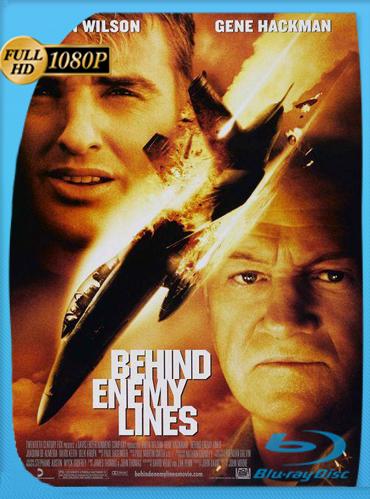 Tras las líneas enemigas (2001) HD [1080p] Latino Dual [GoogleDrive] TeslavoHD