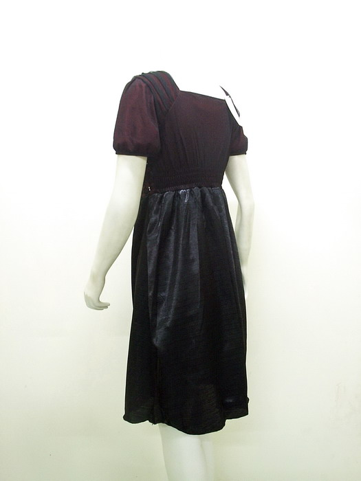 Gaun+Pesta+ +LC 3504 Belakangnya