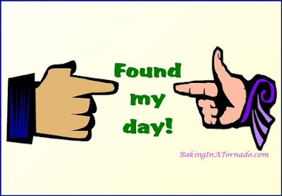Found My Day. There's a day for everything and I have found mine, a humorous look at a silly holiday. | www.BakingInATornado.com | #funny #MyGraphics