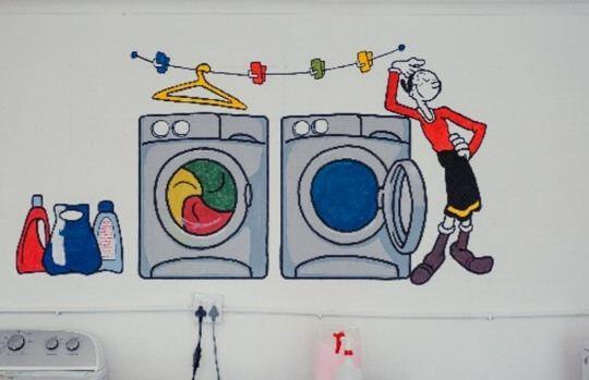 Modal awal yang diperlukan untuk membuka usaha laundry