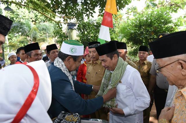 Wagub Hadiri Wisuda Ponpes Di'Ayatul Islamiyah
