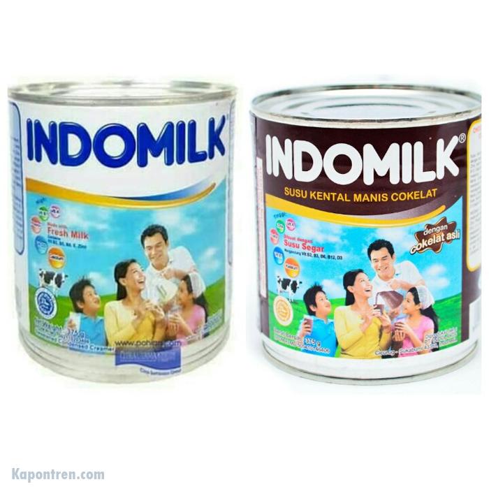 Indomilk Kental Manis Kaleng