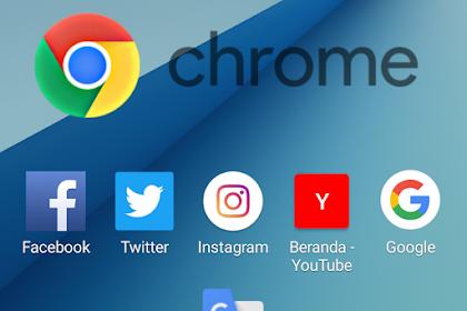 Chrome Dapat Meminimalisir Penggunaan Aplikasi di Android