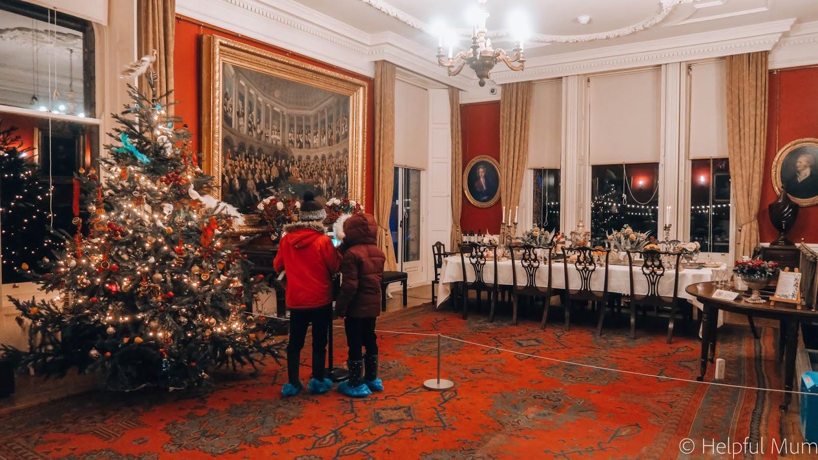 Lotherton Christmas Experience