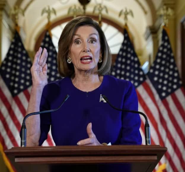 """Demócratas anuncian investigación en el Congreso para destituir a Trump por """"vulnerar la Constitución"""""""