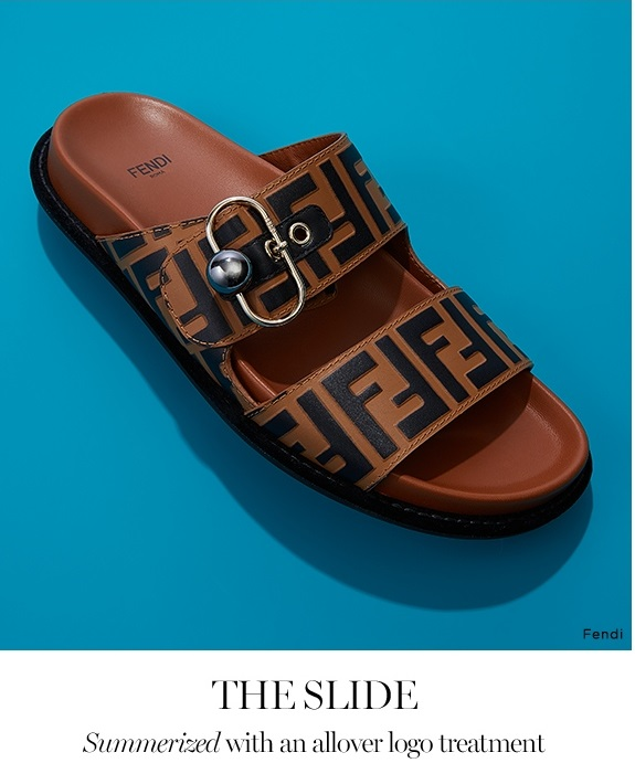 The Strappy Sandal Fendi