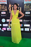 Madhu Shalini Looks Super Cute in Neon Green Deep Neck Dress at IIFA Utsavam Awards 2017  Day 2  Exclusive (3).JPG