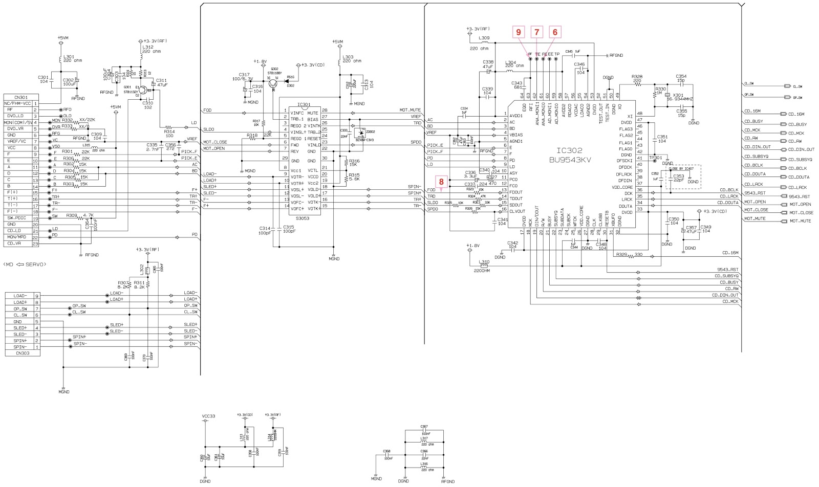 Lg Cm Cm Cms F Mini Hi Fi System Circuit Diagram Voltage Chart