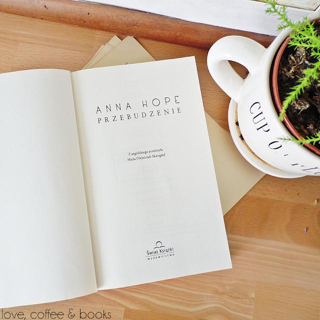 """41. """"Przebudzenie"""" Anna Hope"""