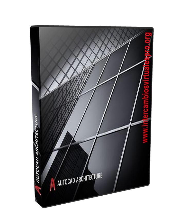 Autodesk AutoCAD Architecture 2018 poster box cover