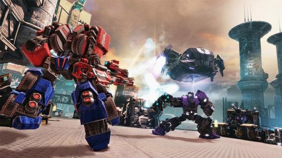 Transformers Fall of Cybertron MULTi6-PLAZA