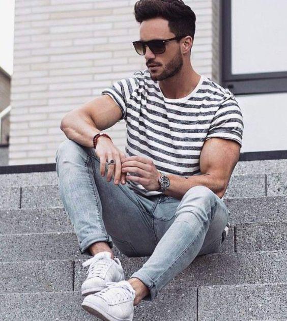como se vestir bem nas férias moda masculina