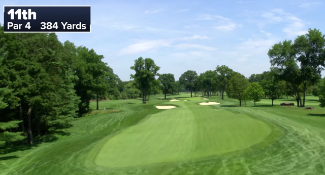 US Open 2020 Winged Foot Rough