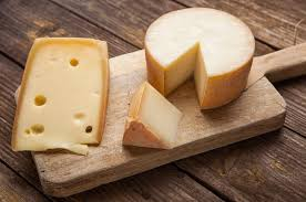 Cheese source of protein