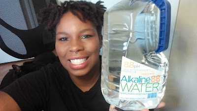 DRINK 1 GALLON OF WATER PER DAY
