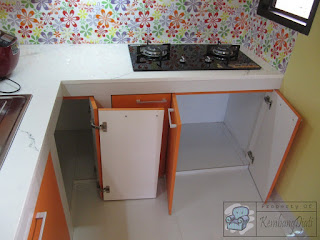 Kitchen Set Untuk Ruangan Sempit - Furniture Semarang