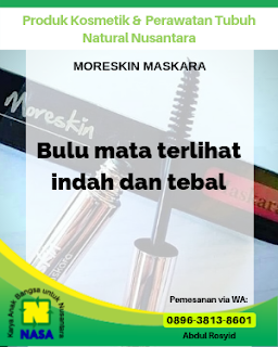 Moreskin Maskara Nasa 4 ml