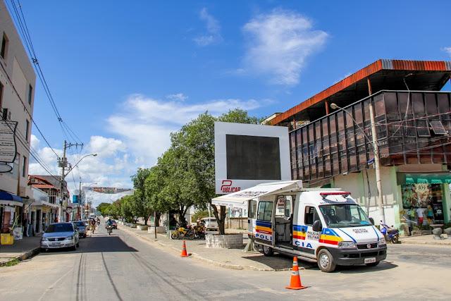 Ruas e avenidas de Almenara