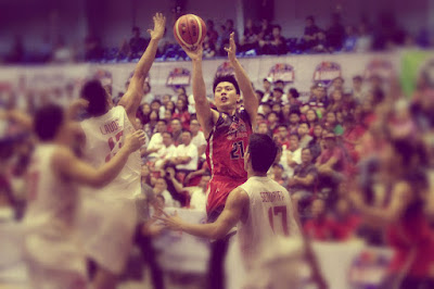 Jeron Teng enjoys a smorgasbord of field goals, end up with 42 points
