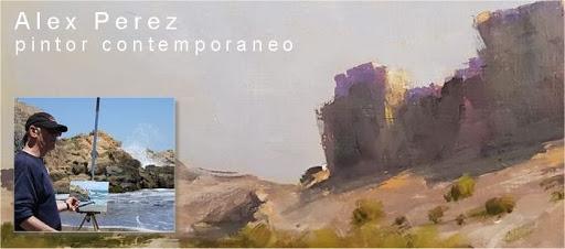 ALEX PEREZ  Contemporary  painter