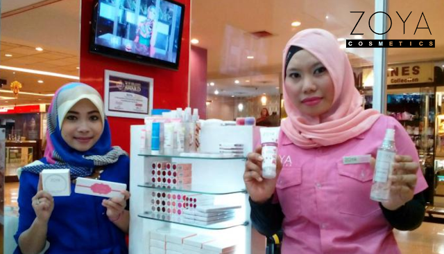 Lowongan Kerja Beauty Advisor Zoya Cosmetics ZOYA Serang