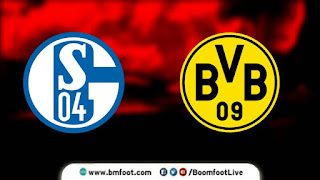 بث مباشر مباراة بروسيا دورتموند و شالكه مباشرة في الدوري الألماني