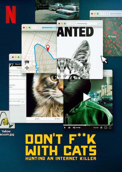 Don't F**k With Cats: Hunting an Internet Killer (2019) NF WEB-DL 1080p Latino