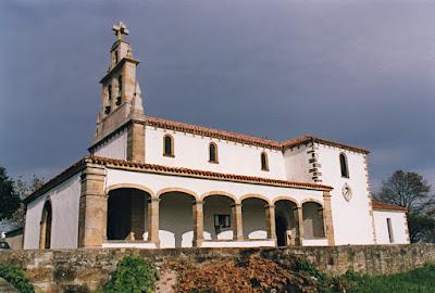 Iglesia de San Mamés en Argüero, Villaviciosa